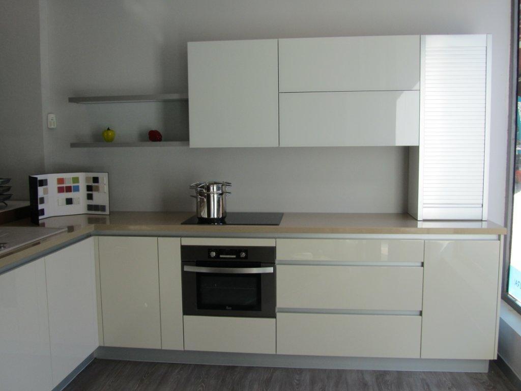 Nuestra exposici n cocina futura valladolid - Muebles de cocina de exposicion ...